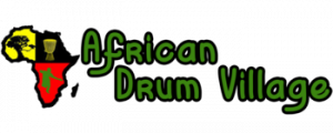 African Drum Village Logo